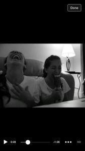 So good to laugh like this. 2010.