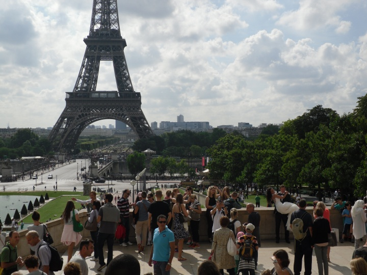 5 first sights of Paris