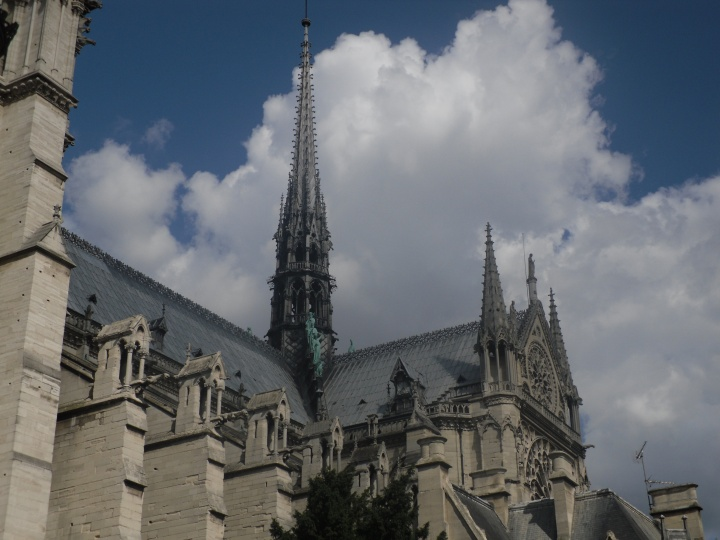 54 Finding Notre Dame
