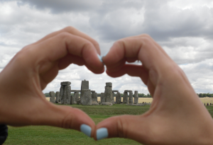 13 stonehenge in heart