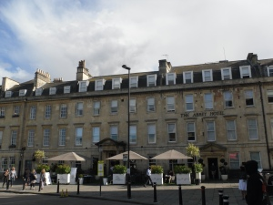 The Abbey Hotel on York Street