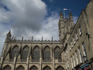 3 Cathedral in Bath