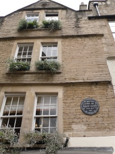 6 Oldest House in Bath