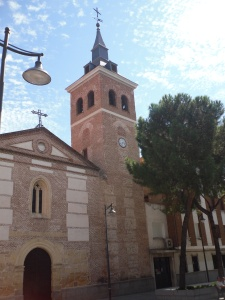 18 Alcobendas church