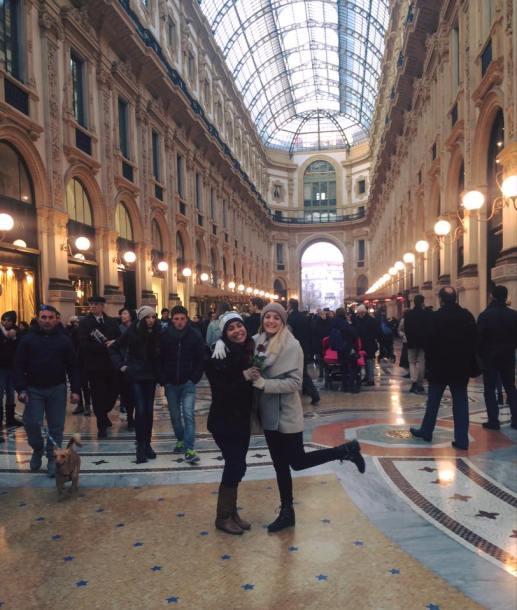 La Galleria de Milano