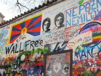 32 peace wall